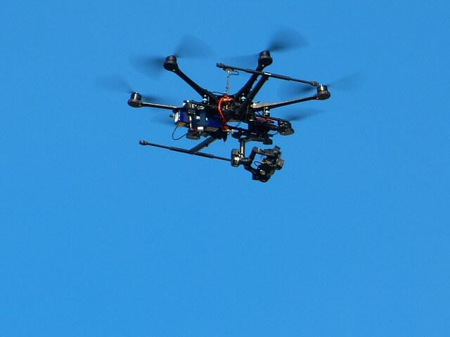 drone eventos